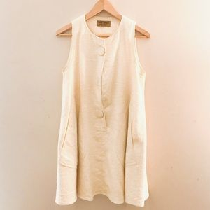 Karen Zambia Vintage Couture Dress